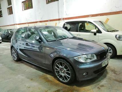 BMW 120I 2006
