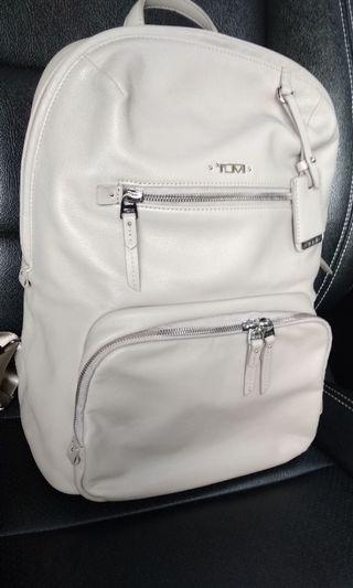 Tumi Voyageur Halle Backpack Leather