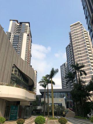 千呎單位,中山熱盤,東區CBD行政中心,產權70年。