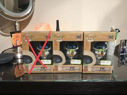 Eve Earth Day Box Lunch Funko Pop