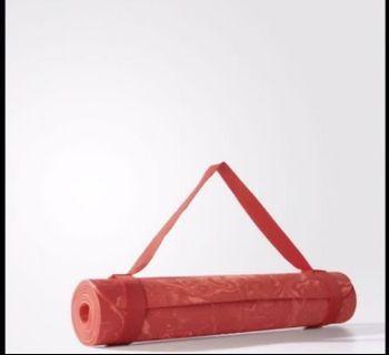 全新Adidas 瑜珈墊 yoga mat