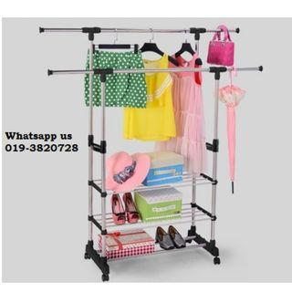 Stainless Steel Organizer Rack