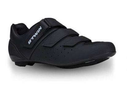 🚚 Btwin Road Shoe 500 Cleats and pedal