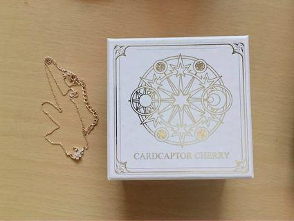 Limited Edition OST Cardcaptor Cherry Necklace
