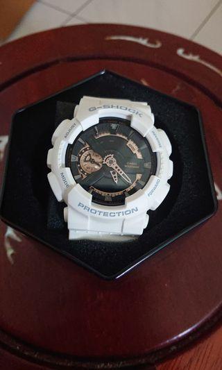 G-SHOCK ga110 rose gold
