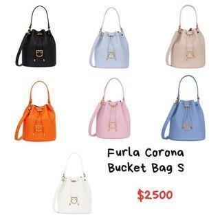 ⭐️⭐️限時特價⭐️⭐️Furla corona bucket bag s