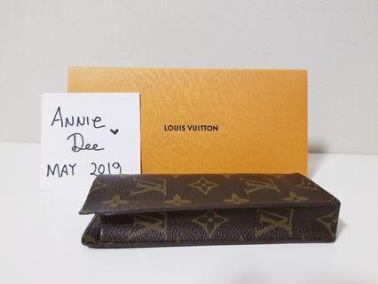 Authentic Louis Vuitton Sunglasses Case