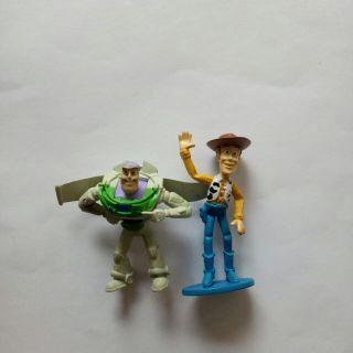 Toy Story action figur andy & wodz
