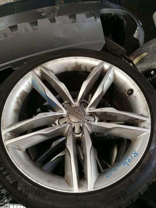 """Audi s5 rim 19"""" SET ORIGINAL"""