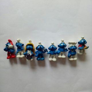 Action figur smurf