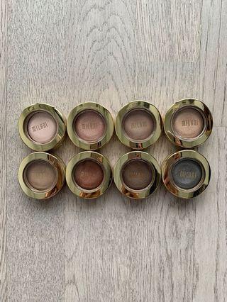 Milani Eyeshadows