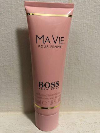 MA VIE parfumed body lotion