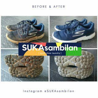 Sport Shoe Laundry by SUKAsambilan