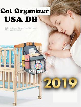 Brand-new baby cot/organizer/playpen/offer/From USA DBbrand