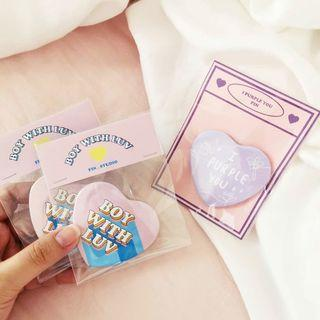 [MY GO] BTS PIN BY fin_studio