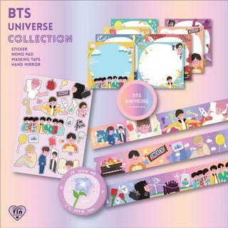 [MY GO] BTS universe collection by fin_studio