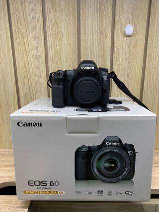 Canon 6d wifi wg seken