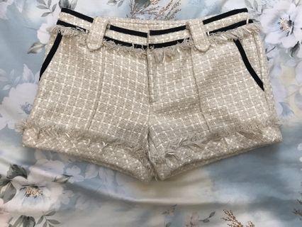 Chanel style short