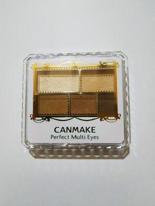 Canmake Perfect Multi Eyes 02
