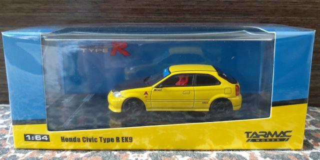 1:64 Tarmac Works Honda Civic Type R EK9