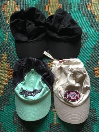 Take all $50 - 4 pcs GAP caps in good condition