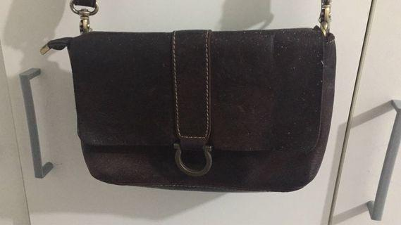 Genuine cow leather, rushai