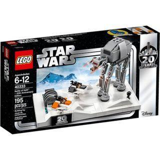 LEGO 40333 - Battle of Hoth™ – 20th Anniversary Edition | Star Wars