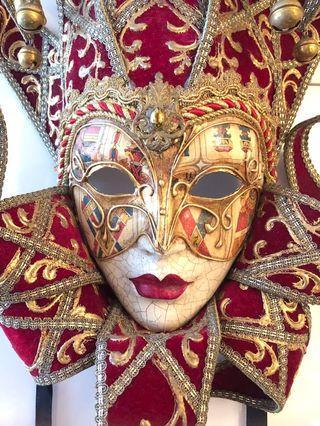 Venetian Mask handcrafted