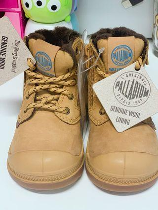 Palladium Infant's Kids Shoes 嬰兒 小童鞋 waterproofing 防水