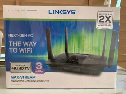 Brand new router