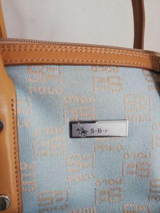 九成新手挽袋一個