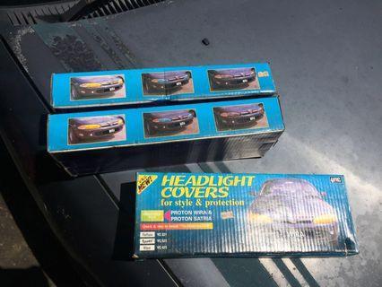 Proton Iswara Headlight Covers