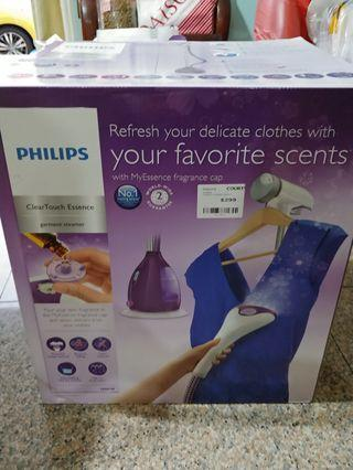 Philips Garment Steamer ClearTouch Essence