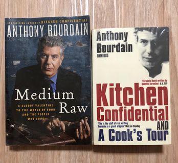 🚚 Books - Anthony Bourdain