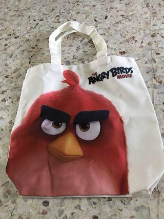 🚚 Angry Birds Movie Recycle Bag