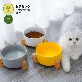 🚚 Ceramic Pet Bowl