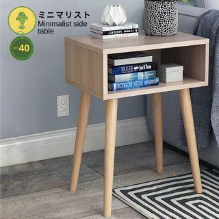 Minimalist Bedside Table