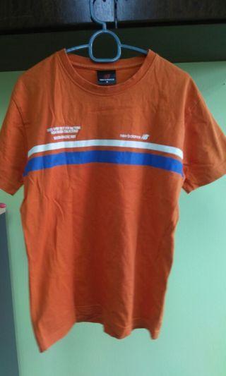 Baju tshirt / tee New balance