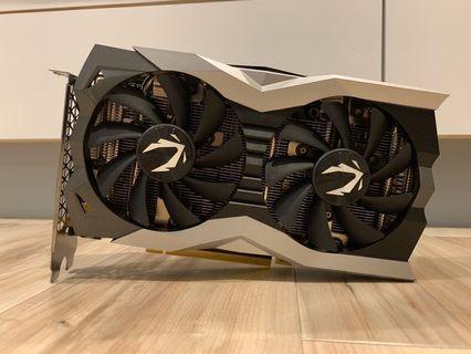 GPU ZOTEC rtx2060amp edition