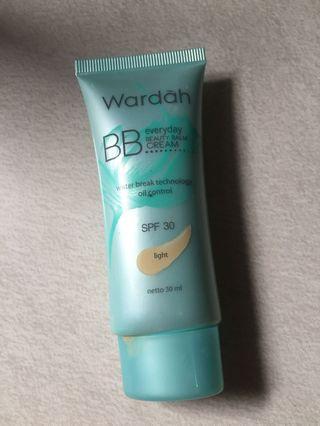 Wardah BB Cream Light SPF 30