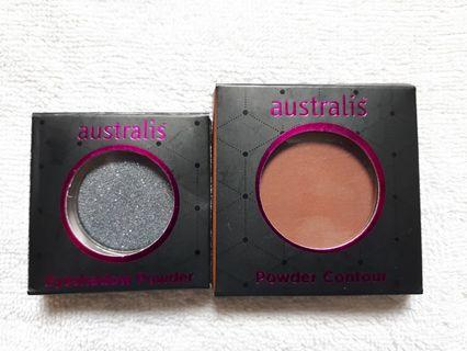 Australis Eyeshadow | Contour | make up