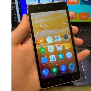 出售 4G手機Shown P1 金屬窄邊美型機 可當WIFI熱點機器 支援4G LTE 安卓Android