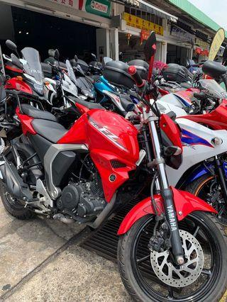 Yamaha FZN150 For Sale