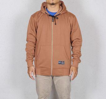 Jaket Zipper Hoodie Mothbless Premium