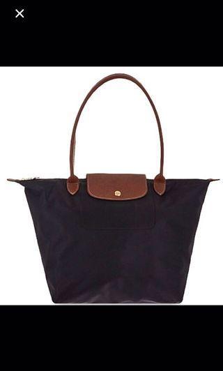 "Black purse As is"""