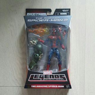 全新 marvel legends amazing spiderman spider man civil war infinity age winter soldier war civil avengers ironman captain America doctor strange shf antman civil avengers