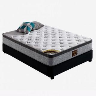 Sleep Zone - Comfy Plus Pocketed Spring Mattress