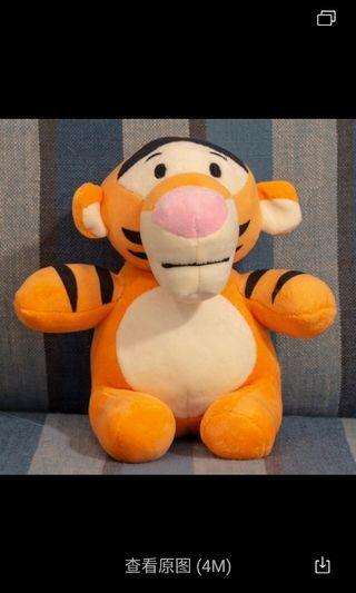 🚚 Tiger soft toy