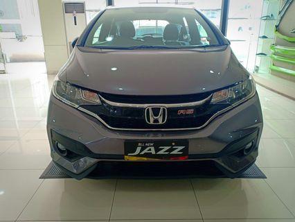Honda jazz rs