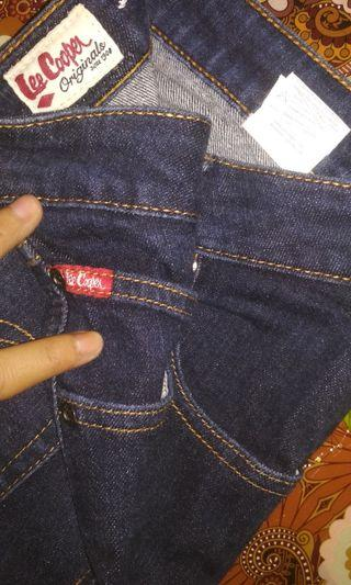 Lee cooper jeans original size 27